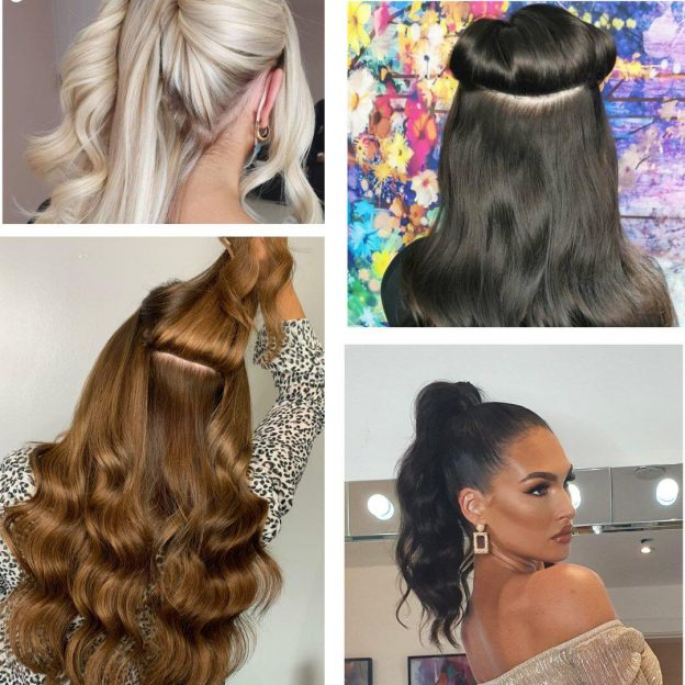 naked weave hair extension training course