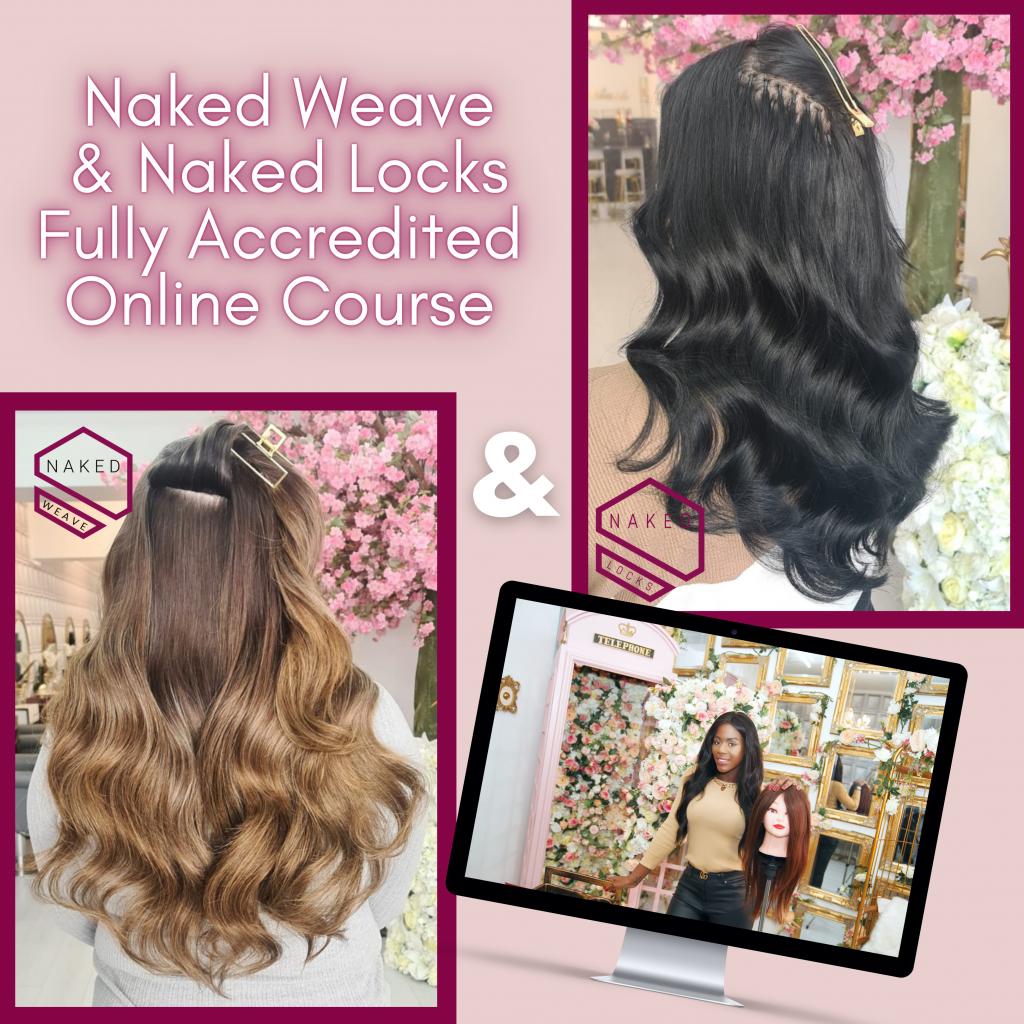 Naked Weave & Naked Locks - Combo Starter Package!