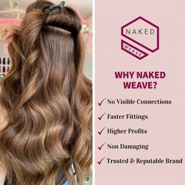 Naked Weave Online Course - CPD Certified